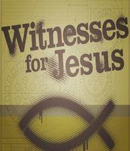witness for jesus